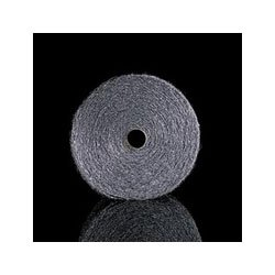 Global Material Technologies GMT 105045 Grade 2, 75 Microns Fiber Width, 5 lbs Medium Coarse Industrial-Quality Steel Wool Reel by Global Material Technologies
