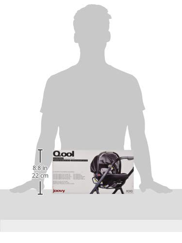 JOOVY Qool Car Seat Adapter, Graco/Chicco by Joovy (Image #7)