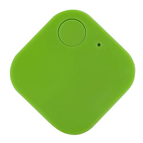 Wireless Key Finder Tracker Locator Smart Finder Anti Lost Alarm Base Support for Keys, Dogs, Cats, Wallet, Cell Phone, Best Gifts(Green)