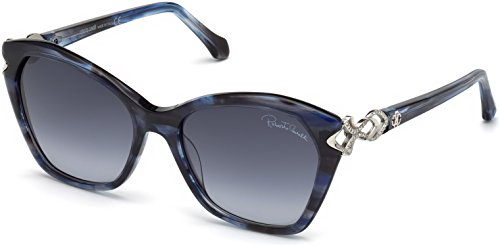 (Sunglasses Roberto Cavalli RC 1077 Miniato 92W blue/other / gradient blue)