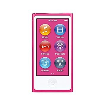Electronics Portable Audio & Video Apple iPod Nano 16 GB Renewed ...