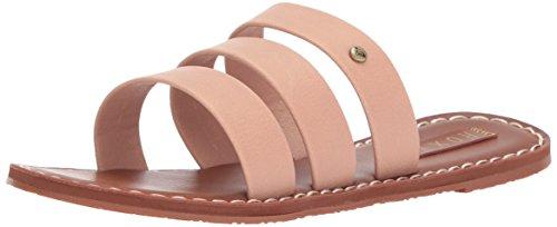 Blush Sandale Sonia Strap Multi Slide Roxy Damen Y8a4q0qU