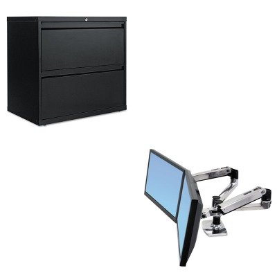 Amazon Com Kitalelf3029blerg45245026 Value Kit Ergotron Inc Lx