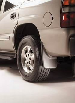 03 chevy blazer rear mud guard - 1