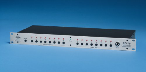 RJM RG-16 Audio Switcher/Function Switcher