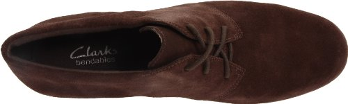 Women's Boot Clarks Brown Ruby Diamond fqWfnTR
