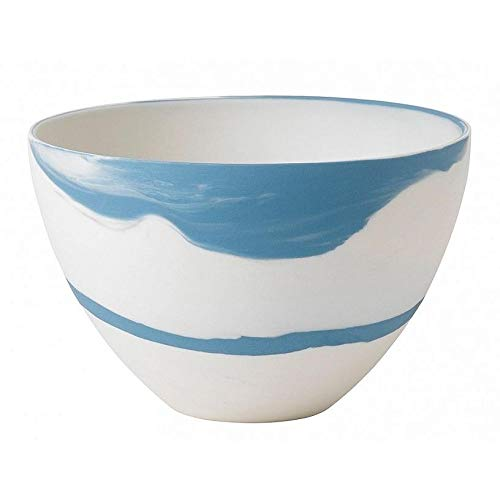 - Blue Pebble Bowl Medium - 6.9in by Wedgwood -