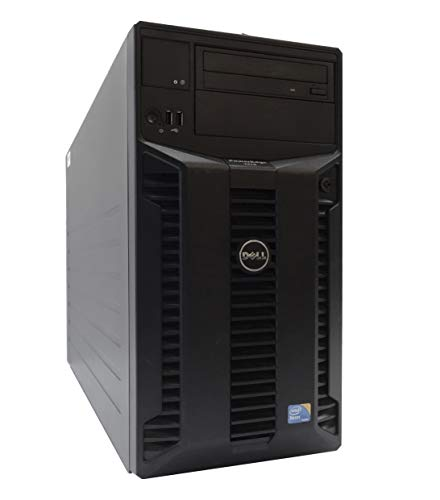 Dell PowerEdge T110 Tower Server Intel Xeon Quad Core 16GB RAM 2TB Hard Drive Storage PERC H310 RAID