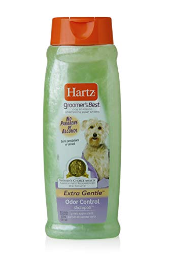 Hartz Groomer's Best Odor Control Dog Shampoo (Hartz Control)