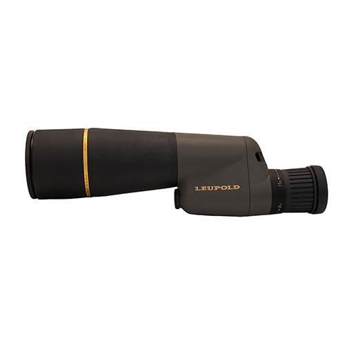 Leupold 120375 GR Compact Spotting Scope, Shadow Gray, 15-30 x 50mm