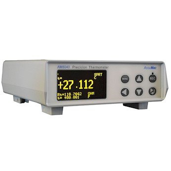 AccuMac AM8040 Single-Channel Precision Benchtop Thermometer