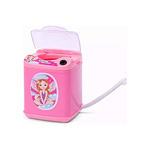 Generic Plastic Pink Household Washing Machine Toy for Kids- Age Group - 2 Years and Above - (Pack of 1) 31I mqRCUiS India 2021