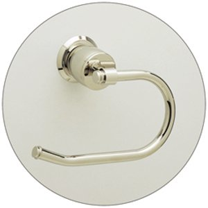 "UPC 824438086838, Rohl MB4 Michael Berman 9"" Towel Ring, Tuscan Brass"