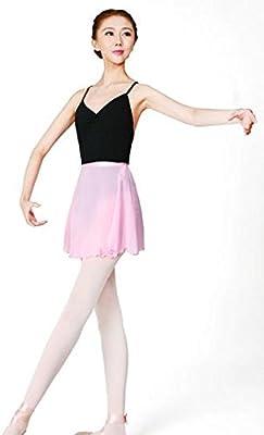 la práctica de Adultos Falda de la Danza del Ballet Velo ...