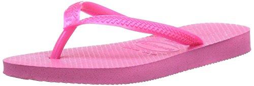 Havaianas Slim Choquant Pink Beach Femmes Summer Tongs