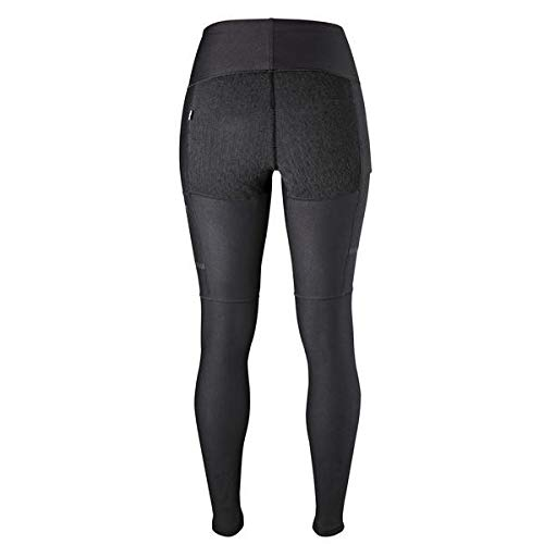 Fj¿llr¿ven Women's Abisko Trek Tights Black Large R by Fj¿llr¿ven (Image #1)