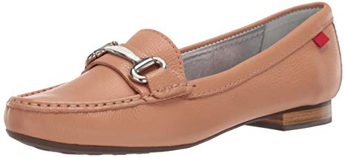 MARC JOSEPH NEW YORK Womens Leather Made in Brazil Grand Street Loafer, café Cream, 10.5 M US