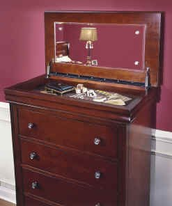 Versaille Lift Top Chest (Accent Chest Versailles)