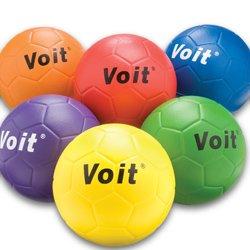 Tuff Foam Soccerball Size 4 - Set of 6