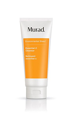 Price comparison product image Murad Environmental Shield Essential-C Cleanser, Step 1 Cleanse/Tone, 6.75 fl oz (200 ml)