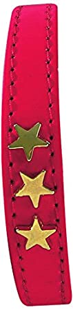 Bobby Etoiles Collier pour chat, rouge 65315 ROUGE