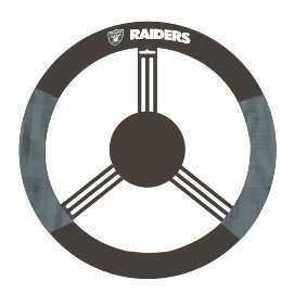 ring Wheel Cover - Mesh (Oakland Raiders Steering Wheel Cover)