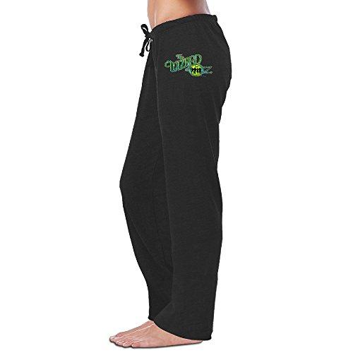 The Wizard Of Oz Logo Film Fans Womens Drawstring Sweatpants 100 Cotton Jogger Pants (Six Billion Dollar Man)