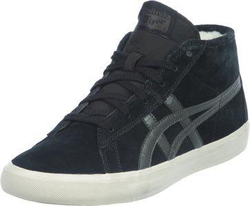 Black Sneaker Scuro Nero Fur Tiger Fader Grigio Onitsuka 6x4q7px0