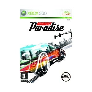 amazon com burnout paradise xbox 360 video games rh amazon com