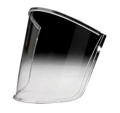 3M Polycarbonate Premium Visor For 3M Versaflo M-100, V Series And TR-300 Full Face Respirator (Includes Gasket) (5 Per Case)