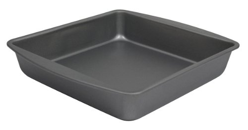 Mainstays Non-stick 9'' X 9'' X 2'' Square Cake Pan by Mainstay (Image #3)