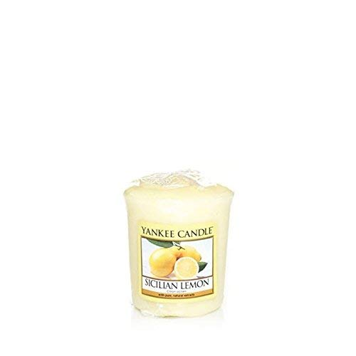 Yankee Candles Samplers Votives - Sicilian Lemon