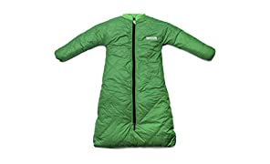 Little Mo 20 Down Baby Sleeping Bag (6-24 Months) The Warmest, Safest Camping Sleeping Bag for Infants and Toddlers. Uses 800-fill-power Goose Down for Max Warmth.