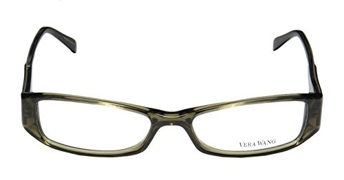 VERA WANG Eyeglasses V024 Olive 52MM