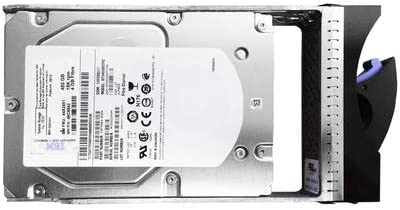 46C4481 IBM 450 GB 15K RPM 4GBps Fibre Channel E DDM Opt 3.5 inch Renewed