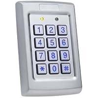 Rosslare Security AC-Q41HB Anti-Vandal Backlit PIN Standa lone Controller 500 dual-code