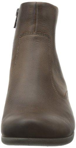 Ecco - Botas de cuero nobuck para mujer Marrón (Braun (Coffee))