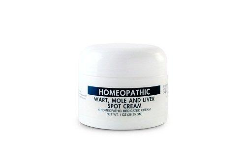 Wart, Mole & Liver Spot Cream