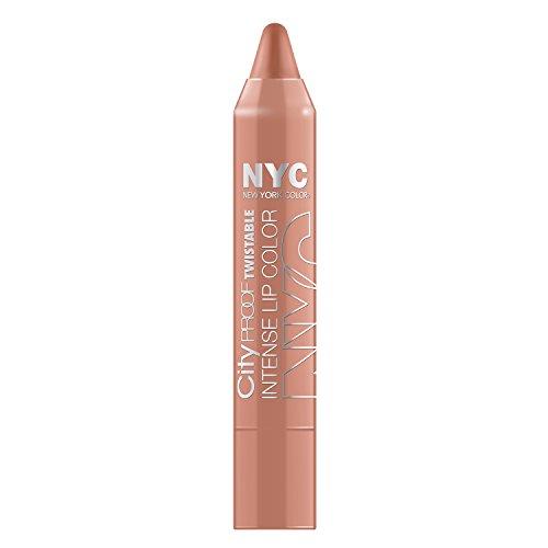 N.Y.C. New York Color City Proof Twistable Intense Lip Color, Nolita Neutral, 0.07 Ounce