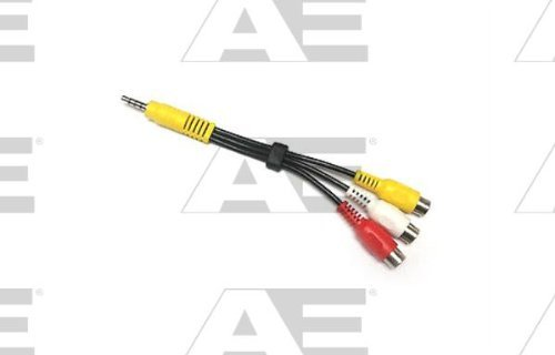 LG OEM Original Part: EAD61273106 Composite Cable to 3.5MM Stereo Jack