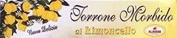 Oliviero - Traditional Italian Almond Torrone with Lemon, (2)- 5.3 oz. Bars