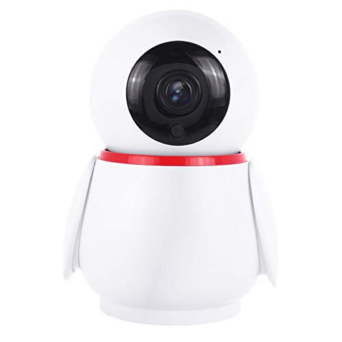 TOPmountain Wireless WiFi Camera Home Webcam Multifunctional 720P Automatically Surveillance Camera