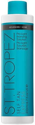 Self Tan Express Pro Light Bronzing Solution Refill - 6.7 Oz