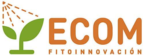 ECOM Garden Abono Bioestimulante Ecológico. 1 Litro Concentrado. Vigorizante Natural para Plantas De Interior Y Exterior, Huerta, Frutales, Setos Y Jardín.