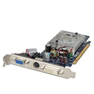 Amazon.com: ASUS GeForce 7500le 256 MB DDR2 PCI Express (PCI ...