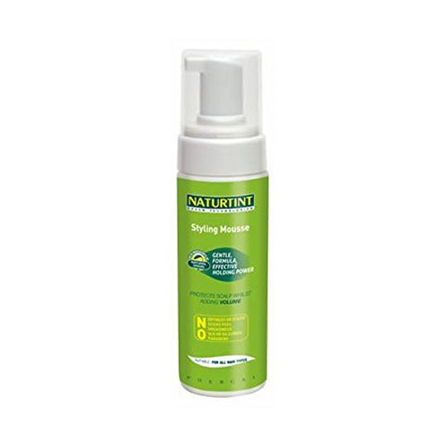 (6 PACK) - Naturtint Styling Mousse | 150ml | 6 PACK - SUPER SAVER - SAVE MONEY by Natures Dream Ltd