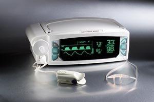 Smiths Medical ASD 9004-051 Capnocheck Sleep Capnograph/Oximeter