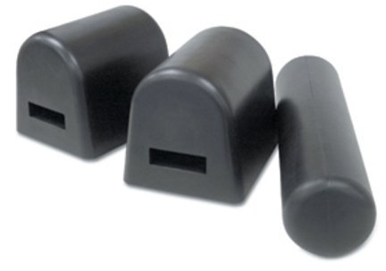 (3/4 x 9 3/4 x 12 Chattanooga Knee Traction Bolsters - Set of 2 by Chattanooga)
