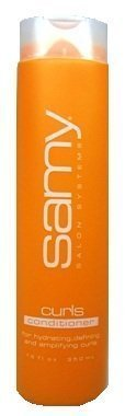 Samy Salon Systems Curls Conditioner, For Hydrating, Defining and Amplifying Curls, 12 Fl Oz/ 350 mL