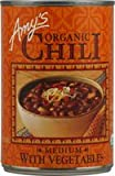 Amy's Organic Chili with Vegetables Medium - 14.7 oz